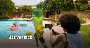 Tính năng Active Track
