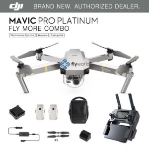Mavic Pro Platinum Combo