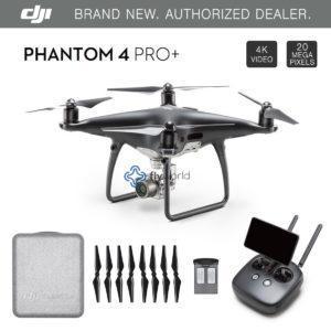 Phantom 4 Pro Osidian Plus