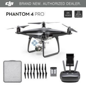 Phantom 4 Pro Osidian