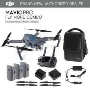 Mavic Pro FlyMore Combo