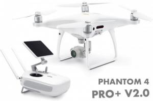 Máy bay Phantom 4 Pro + V2.0