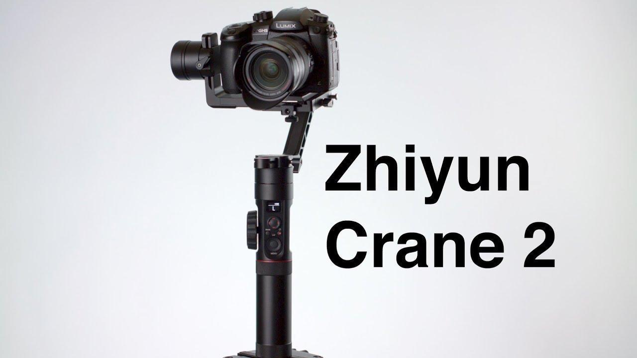 Hình ảnh Zhiyun Crane 2