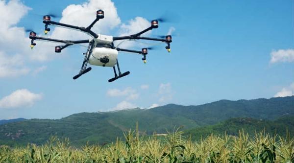 Drone trong nông nghiệp