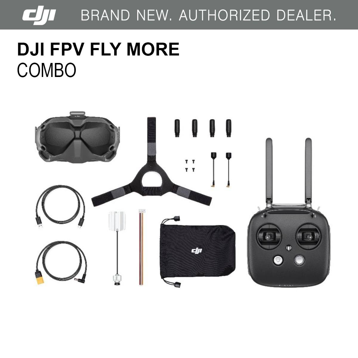 DJI FPV Fly More Combo