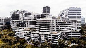 Chụp ảnh kiến trúc tuyệt đẹp bằng drone