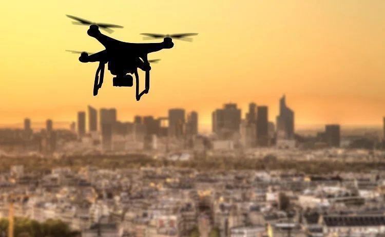 Phát minh về khả năng giám sát ô nhiễm không khí bằng máy bay không người lái